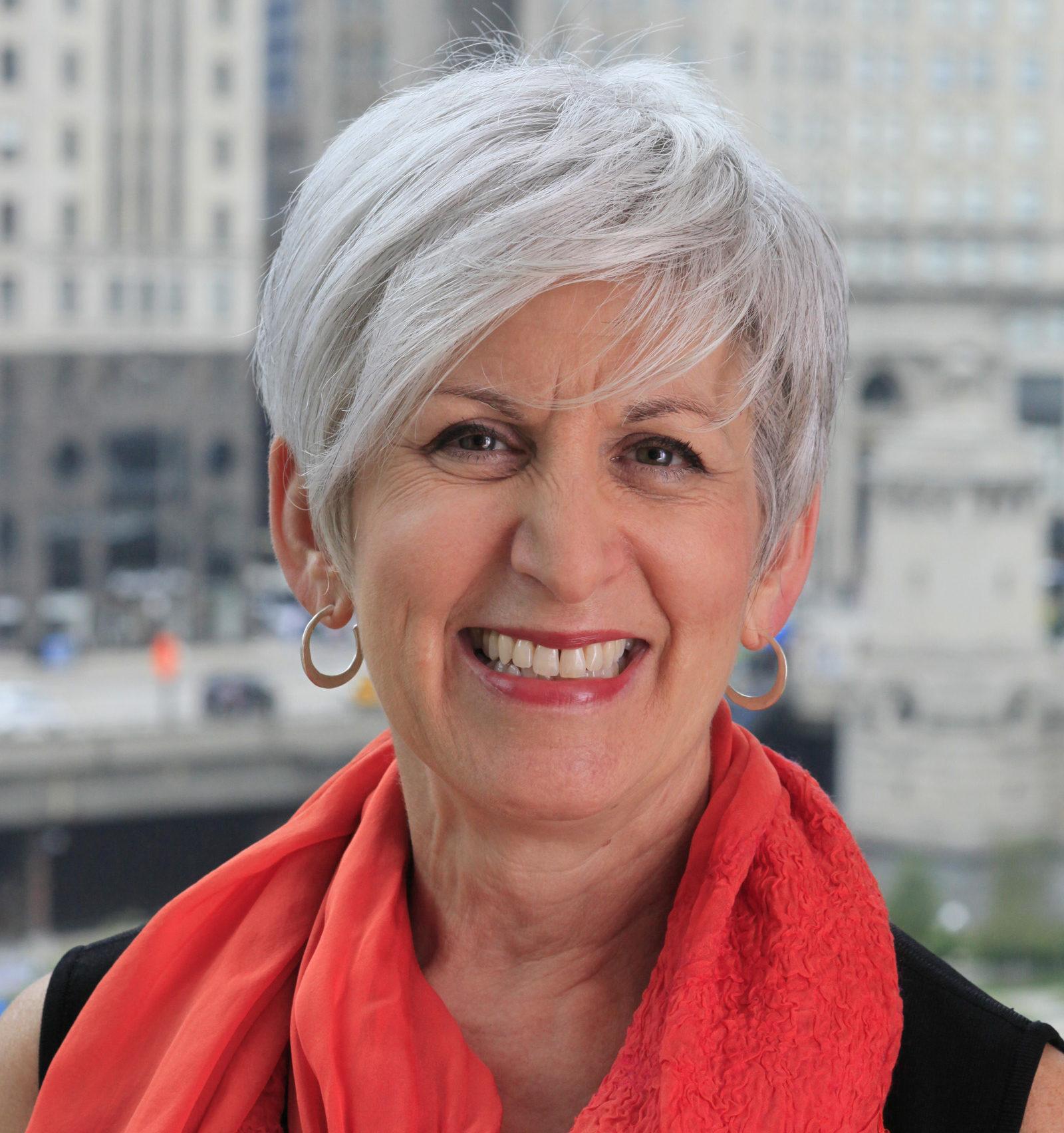 Nancy Farina Johnston